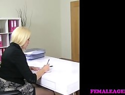 FemaleAgent - Domineer..