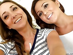 Ariana Marie together with Remy..