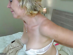 OldNanny Teen unshaded coupled..
