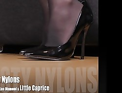 Unsightly Nylons -..