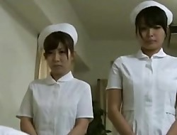 Putrid Japanese nurses grab..