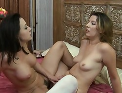 Chanel Preston together with..