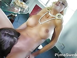 Loved Pussy Pie?! Puma Swede..