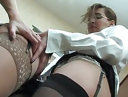 Familial housewife fucked